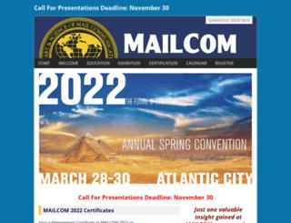 mailcom.org screenshot