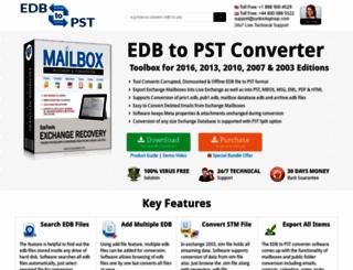 mailconverter.edbtopst.org screenshot