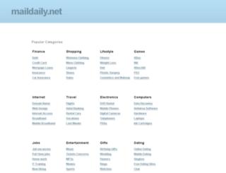 maildaily.net screenshot