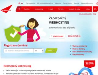 mailform.servery.cz screenshot