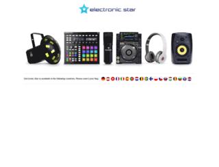 mailing.electronic-star.com screenshot