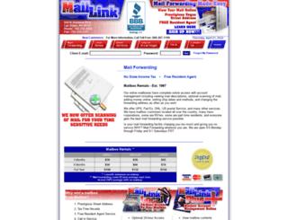 maillinkplus.com screenshot
