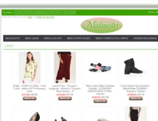 mailmasters.co.uk screenshot