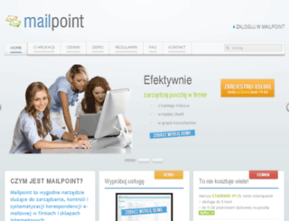 mailpoint.pl screenshot