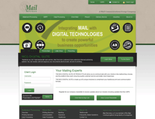mailserviceslc.com screenshot