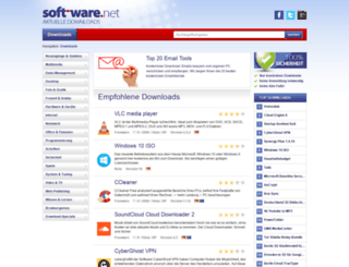 mailstore-home.soft-ware.net screenshot