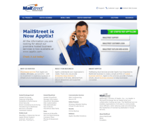 mailstreet.com screenshot