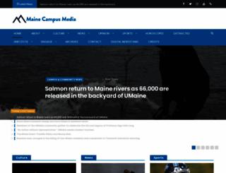 mainecampus.com screenshot