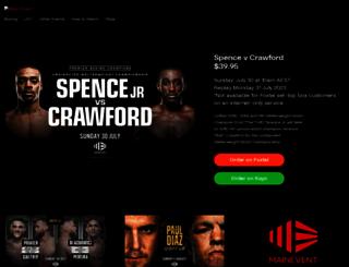 mainevent.com.au screenshot