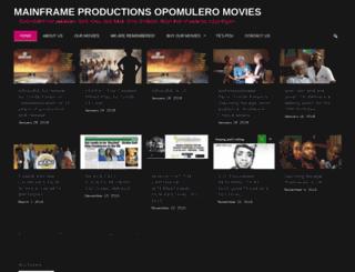 mainframemovies.tv screenshot