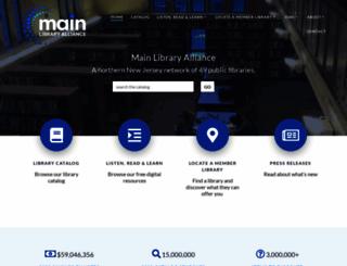 mainlib.org screenshot