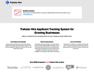 mainspringstaffing.recruiterbox.com screenshot