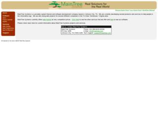 maintree.com screenshot