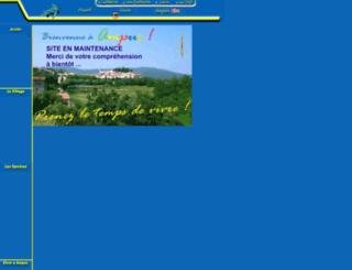 mairie-ampus.nerim.net screenshot