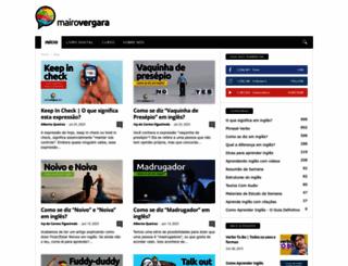 mairovergara.com screenshot