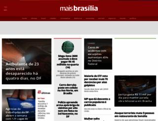 maisbrasilia.com screenshot