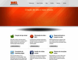 maisempresas.com screenshot