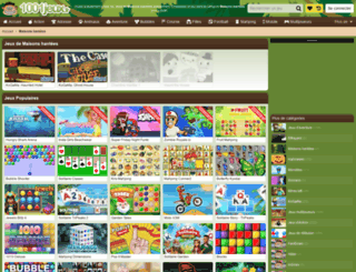 maison-hantee.jeuxdelajungle.fr screenshot