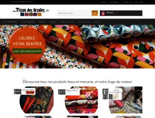 maison-ursule.fr screenshot