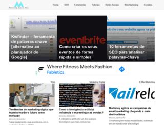maiswebmarketing.com screenshot