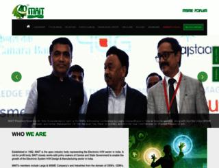 mait.com screenshot
