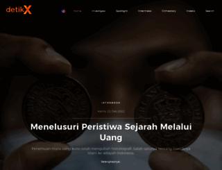 majalahdetik.com screenshot