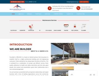 majawed.com.pk screenshot