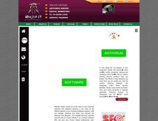 majidbd.com screenshot