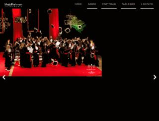 majidrahmanfotografia.com.br screenshot