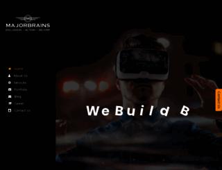 major-brains.com screenshot