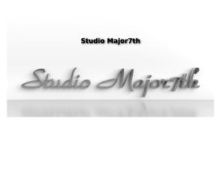 major7th.jp screenshot