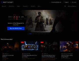 majorleaguegaming.com screenshot