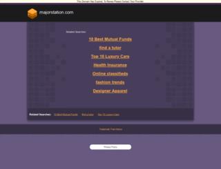 majorstation.com screenshot