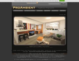 mak-design.si screenshot