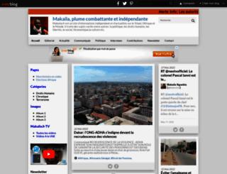 makaila.over-blog.com screenshot