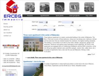 makarska-realestate.com screenshot