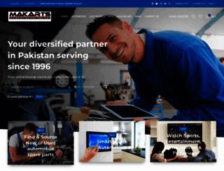makarts.com screenshot