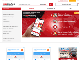 makassar.indotrading.com screenshot