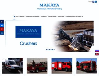 makaya.com.tr screenshot
