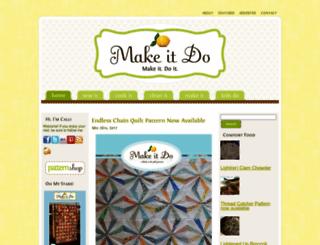 make-it-do.com screenshot
