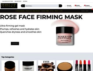 make-up-center.com screenshot