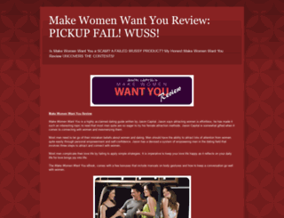 make-women-want-you-review.blogspot.com screenshot
