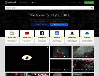 makeagif.com screenshot