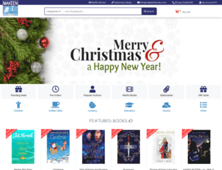 makeenbooks.com screenshot