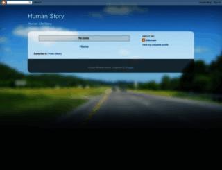 makehuman.blogspot.com screenshot