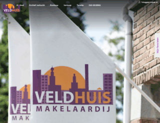 makelaardijveldhuis.nl screenshot