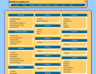 makelaars-gelderland.allepaginas.nl screenshot