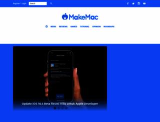 makemac.com screenshot