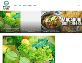 makercrate.org screenshot