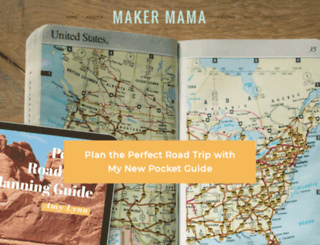 makermama.com screenshot